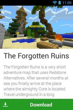 Maps for Minecraft PE MineMaps screenshot 2