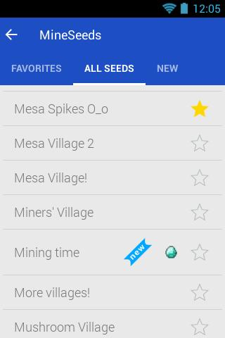 Seeds for Minecraft PE for Android - APK Download