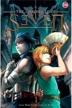 The Chronicle of Seven 1 Prev poster
