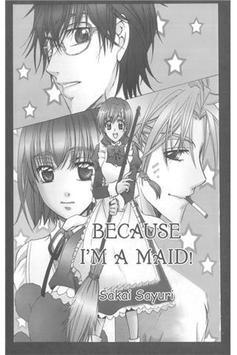 Because Im a Maid 01 Preview screenshot 4