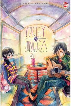 Grey & Jingga Preview poster