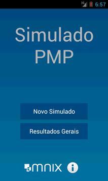 Simulador de Exame PMP screenshot 3