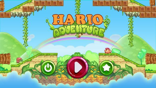 Super Hario Adventure poster