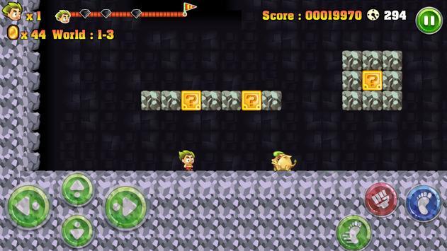 Super Hario Adventure apk screenshot
