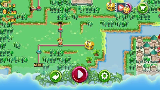 Super Hario Adventure screenshot 1