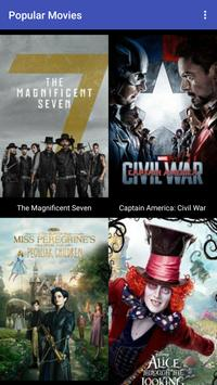 Popular Movies poster