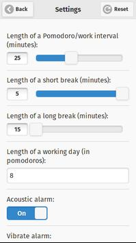 Flow Time Tracker apk screenshot
