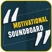 Motivational Quotes And Ringtones Soundboard icon