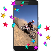 Motocross Live Wallpaper icon