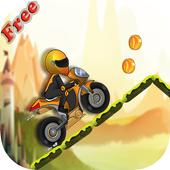 Motorbike Race Jump icon