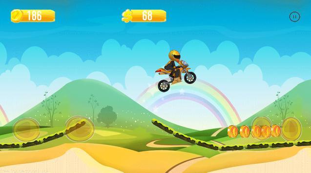Motorbike Race Jump apk screenshot