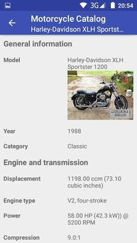 Motorcycle Catalog screenshot 5