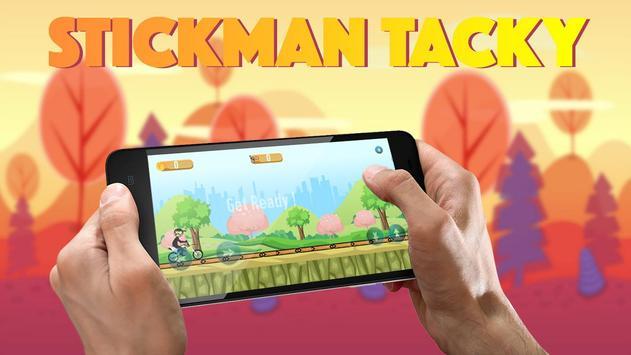 Stickman Tacky screenshot 5