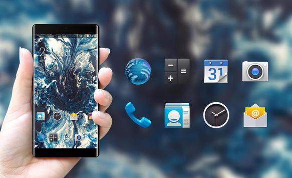 Theme for Moto G4: Fantasy Abstract Skin screenshot 3