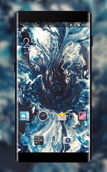 Theme for Moto G4: Fantasy Abstract Skin poster