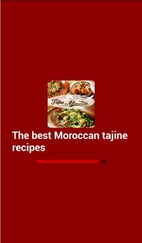 The Best Moroccan Tajine Recipes poster