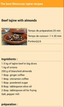 The Best Moroccan Tajine Recipes screenshot 3