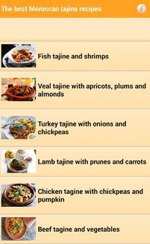 The Best Moroccan Tajine Recipes screenshot 5