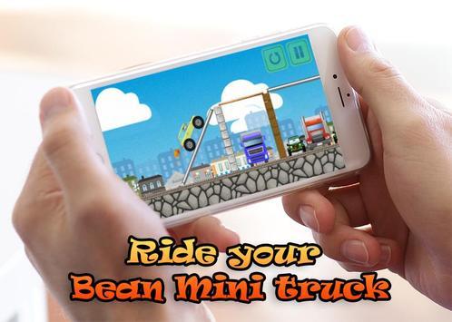 Mr Beam -  Mini Monster Car HD poster