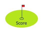 ゴルフスコアA icon
