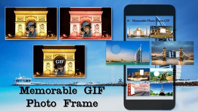 Memorable Photo Frame poster