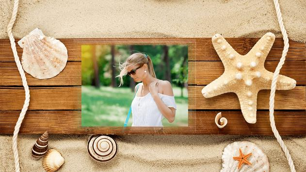 Seashell Photo Frame screenshot 3