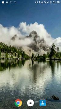 Mountains Live Video Wallpaper screenshot 4
