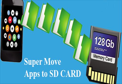 Move files to SD Card free poster