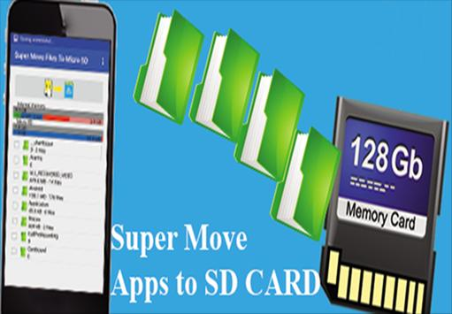 Move files to SD Card free apk screenshot