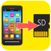 Phone To Sd Card Transfer Apps icon