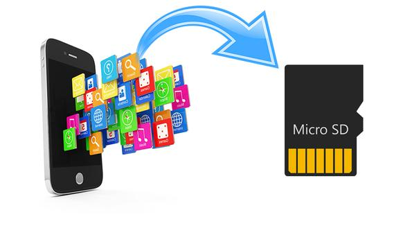 Phone To Sd Card Transfer Apps screenshot 1