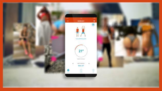 7 Min Home Workout Motivation screenshot 2