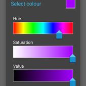 color test icon