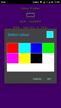 color test screenshot 1