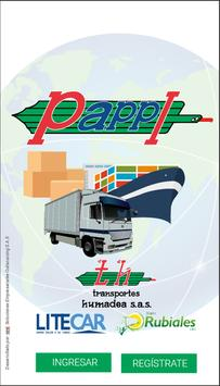 PappI Transporte poster