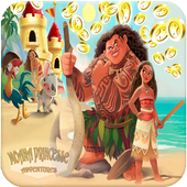 моана Island - Adventure World icon