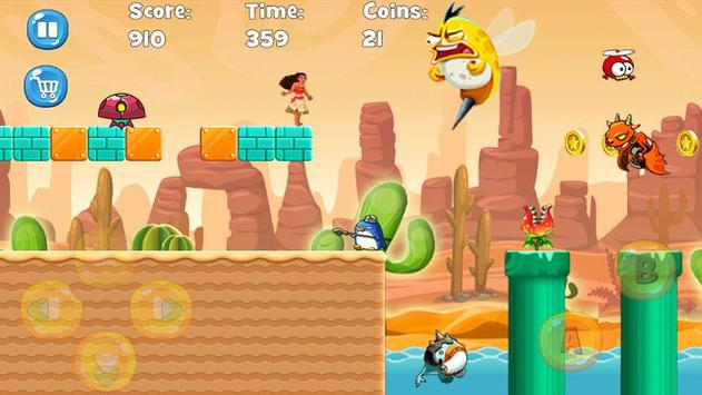 моана Island - Adventure World screenshot 1