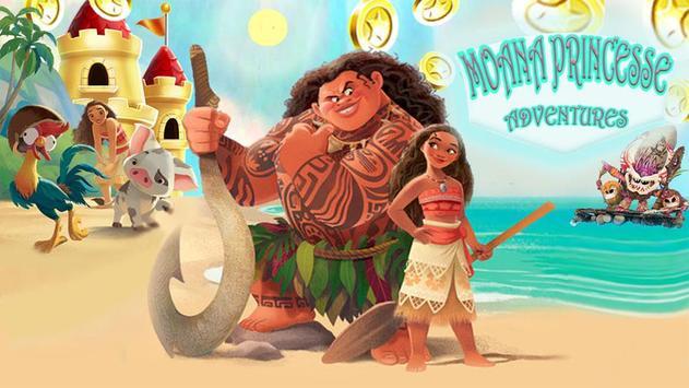 моана princess - Adventure World screenshot 3