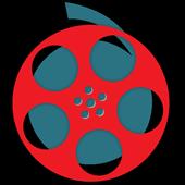 Movie shop icon