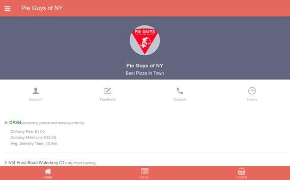Pie Guys of NY screenshot 2