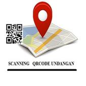 Aplikasi Scanning Undangan icon