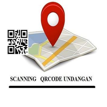 Aplikasi Scanning Undangan poster