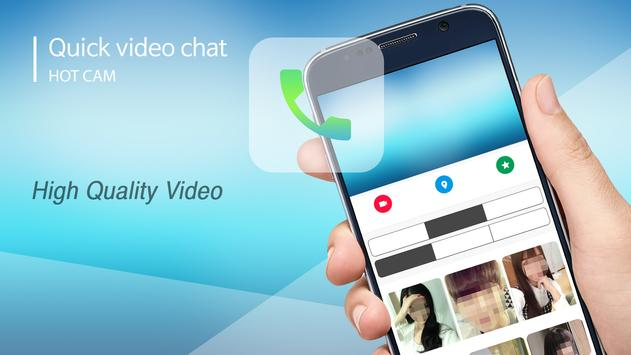 HOTCAM Video Chat poster