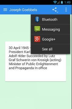 Joseph Goebbels screenshot 4