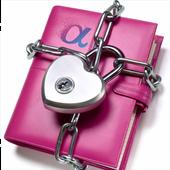 Alpha Secret Diary icon
