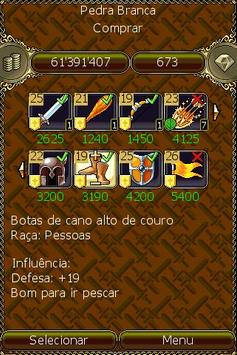 Lordmancer HD (Portuguese) apk screenshot