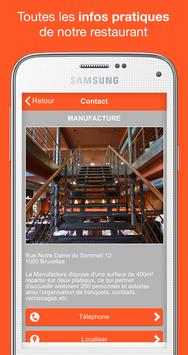 Manufacture poster