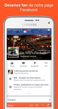 Manufacture apk screenshot
