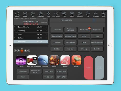 SWS POS Till System screenshot 3