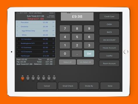 SWS POS Till System screenshot 6